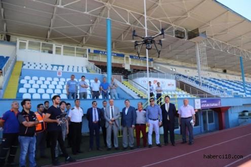 Arama Kurtarma Çalışmalarında Kullanılacak Olan Yeni Drone Tanıtıldı