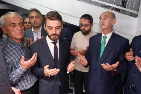 Av. Aydın Erdoğan'ın Büro Açılışı Gerçekleşti