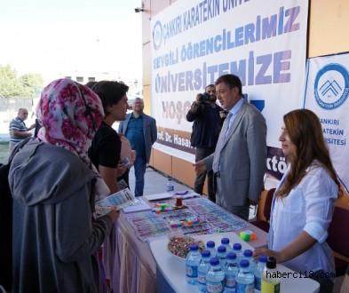 ÇAKÜ Çankırı'da Yaşayan Üniversite Adaylarını Yeni Bölümlerine Davet Ediyor