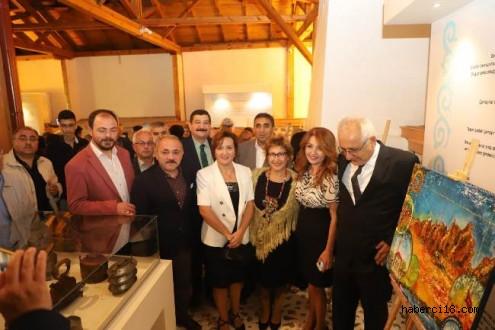 Çalıştay Sergisi Kapılarını Sanatseverlere Açtı