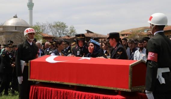 Çankırı 202'nci Şehidini Son Yolculuğuna Uğurladı