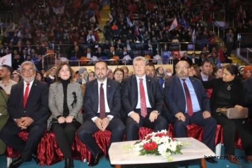 Çankırı AK Parti İl Başkanlığı Proje Tanıtım Toplantısı Düzenlendi