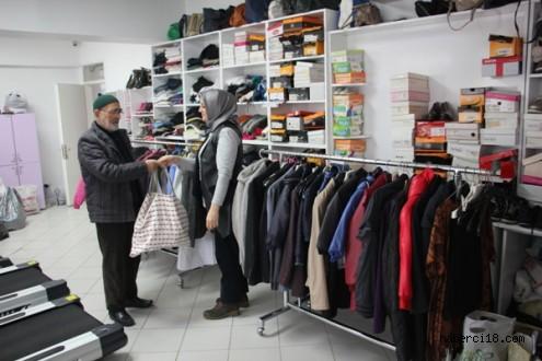 Çankırı Belediyesi Gıda Bankası ile İhtiyaç Sahiplerine Ulaşıyor
