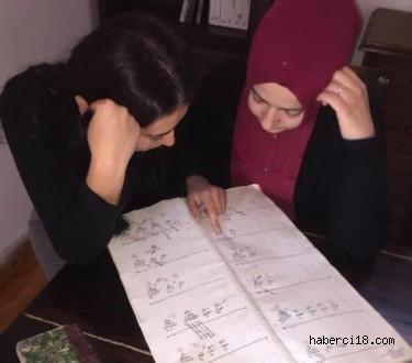 Çankırı Belediyesi Osmanlı Türkçesi Kursu Açtı, Kayıtlar 23 Eylül'de