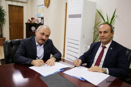Çankırı Belediyesi ve İl Millî Eğitim Müdürlüğü Arasında Ara Tatil İşbirliği Protokolü İmzalandı