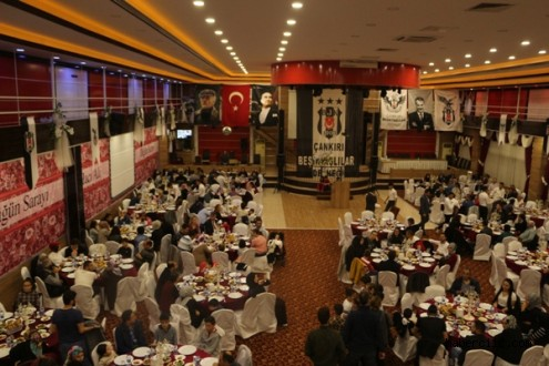 Çankırı Beşiktaşlılar Derneği İftar Programı Düzenledi