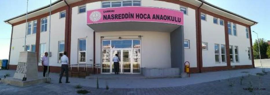 Çankırı'da 2 İlkokul, 1 Ortaokul, 1 Anaokulu Yeni Yüzüyle Eğitim-Öğretime Başlayacak