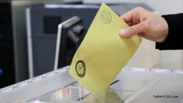Çankırı'da 8 bin 740 Kişi Oy Kullanmadı