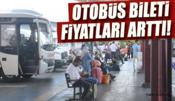 Çankırı'da ki Şehirlerarası Otobüs Firmaları Bilet Ücretlerine Neden Zam Yaptı?