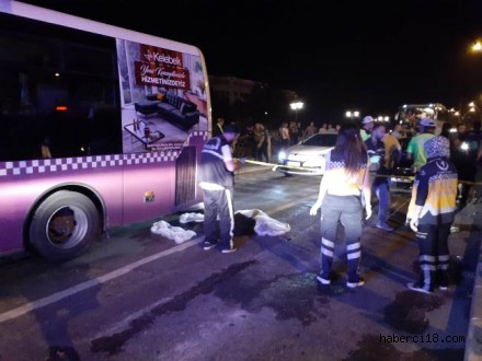Çankırı'da Motosiklet Kazası 1 Ölü 1 Yaralı