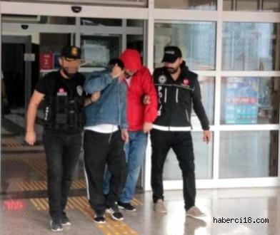 Çankırı'da Uyuşturucuya 4 Tutuklama