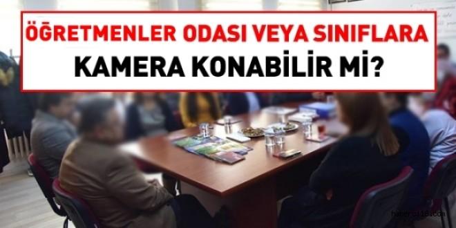 Çankırı'daki Tüm Okullarımızda Kameraların Kesintisiz Çalışması Gerekli (Özel Haber)