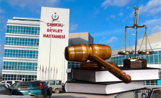 Çankırı Devlet Hastanesindeki Sendikal Vesayetçilere Disiplin Cezası Verildi!