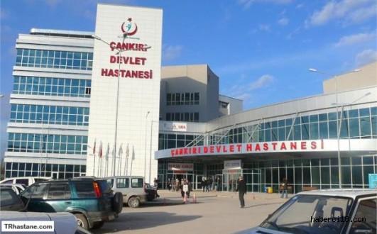 Çankırı Devlet Hastanesine 3 Uzman Doktor Atandı