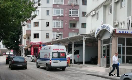 Çankırı Devlet Hastanesini Bu Hale Getirenlerin İki Yakası Bir Araya Gelmesin (Özel Haber)