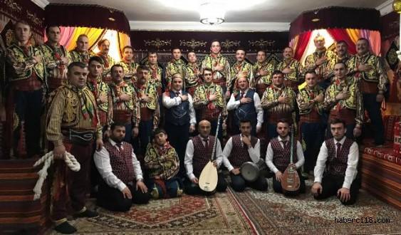 Çankırı Esnafları Yaren Kültürünü Yaşatma Derneği Yaranları İlk Sınavı A Haber Huzurunda Verdi