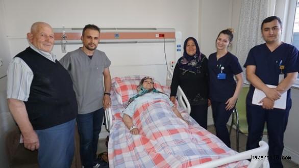 Çankırı Özel Karatekin Hastanesi'nden Bir İlk Daha..