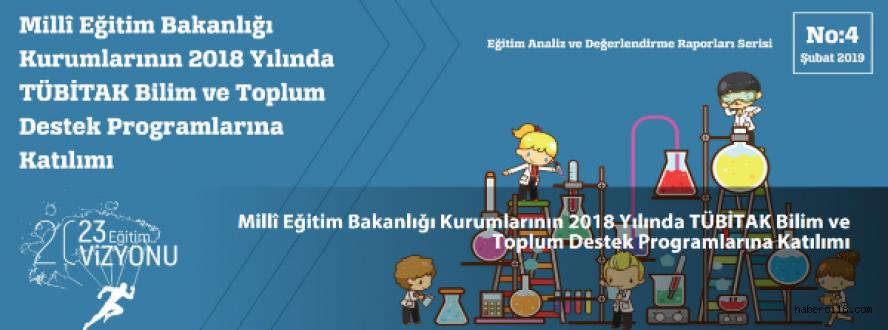 Çankırı TÜBİTAK Projelerinde Türkiye Birincisi Olmuştur
