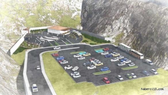 Çankırı Tuz Mağarası Çevre Düzenlemesi İhaleye Çıkıyor