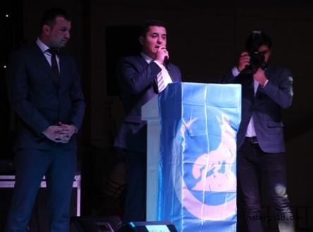 Çankırı Ülkü Ocakları'ndan Kurşunlu'da Gövde Gösterisi!