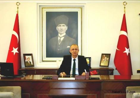 Çankırı Valisi Hamdi Bilge Aktaş'tan Çalışan Gazeteciler Günü Ve İdareciler Günü Mesajı