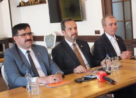 Çankırı'ya Yapılacak Yeni Devlet Hastanesi İle İlgili Çalışmalar Ankara Yolu Ballıca Mevkiinde Devam Ediyor