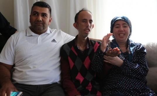 Çankırılı Hayırsever İş Adamı Tufan Kıdıman Özdemir Ailesinin Yardımına Hızır Gibi Yetişti