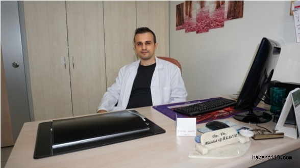 Genel Cerrahi Uzmanı Op. Dr. Müjdat Güller Çankırı Özel Karatekin Hastanesi'nde