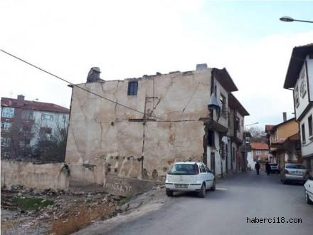 Girişimlerimiz Sonucu Çankırı Valiliği 'Kadı Evi' Yıkım İşini Durdurdu (Özel Haber)