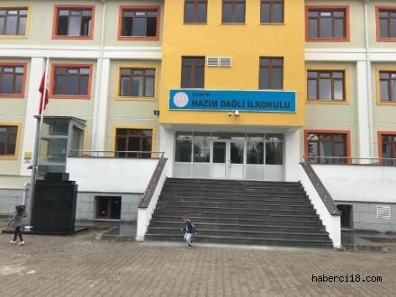 Hazım Dağlı İlkokulu Yeniden Kendi Bölgesinde