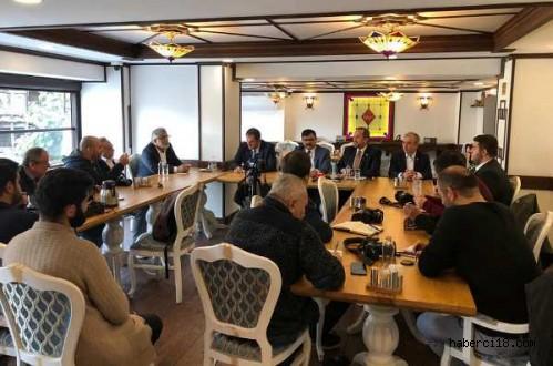 İl Başkanı Çelik Ve Milletvekili Çivitçioğlu'nun Konuşmalarından Öne Çıkan Başlıklar
