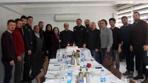"İl Emniyet Müdürü Aksoy ""Polis Gazetecinin, Gazeteci de Polisin Dostudur"" Dedi"