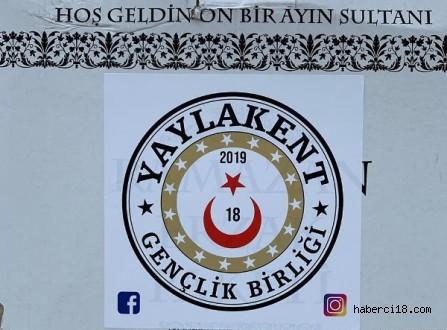 İstanbul Anadolu Yakasında İkamet Eden Çankırı Orta Yaylakentli Gençler Gururlandırdılar