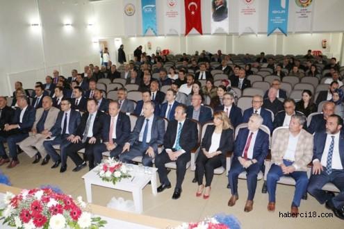 """""""İstihdam Seferberliği 2019″ Toplantısı Yapıldı"""
