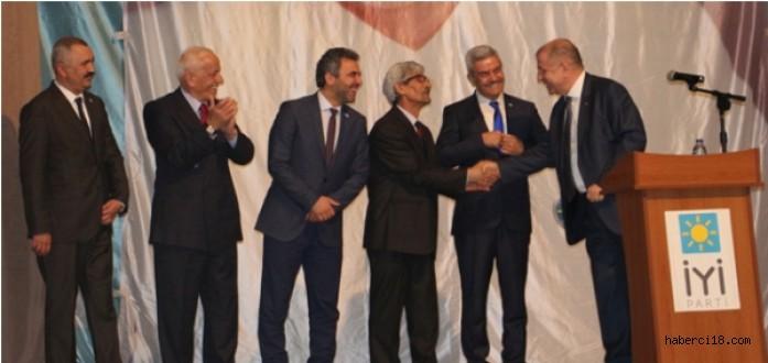 İYİ Parti Çankırı'da Sahaya İndi