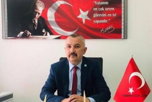 İYİ Parti'den İstifa Eden Merkez İlçe Başkanı Erkan Doğan MHP'ye Geçti