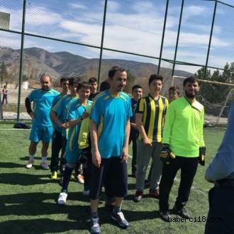 Korgun Futbolla Şenleniyor…….