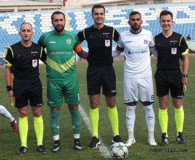 1074 Çankırıspor 1 Niksar Belediyespor 0