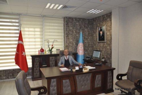 İl Milli Eğitim Müdürü Muammer Öztürk'ten Öğretmenler Günü Mesajı