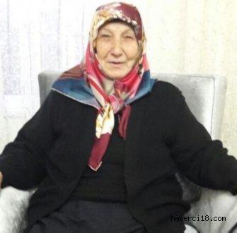 Şehrimiz Eşrafından Merhum Hüseyin Yakar'ın Eşi Samiye Yakar Vefat Etti
