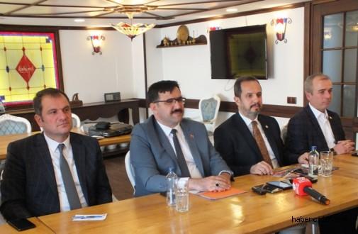 Milletvekili Salim Çivitcioğlu'nun Kuzeni Osman Çivitcioğlu ÇAKÜ Bilgi İşlem Daire Başkanlığına Getirildi