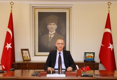 Şehrimiz Valisi Aktaş'dan İlköğretim Haftası Kutlama Mesajı