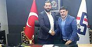 1074 Çankırıspor Teknik Direktör Harun Aydoslu İle Sözleşme İmzaladı