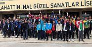 2019-2020 Okullararası Kros İl Birinciliği Yapıldı