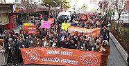 25 Kasım Kadına Yönelik Şiddete Karşı Uluslararası Mücadele Günü Etkinliği Yapıldı