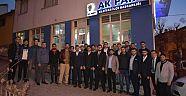 AK Gençlik İlçe Teşkilatlarını Ziyaret Etti