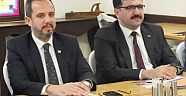 AK Parti Çankırı İl Başkanı Abdulkadir Çelik Şehrimizde Yapılan, Devam Eden, Takip Ettikleri Çalışmaları Paylaştı