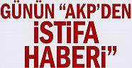 AKP Çankırı İl Teşkilatındaki İstifa Haberleri Doğrumu?