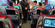 Başkan Esen Çocukları Başkente Gönderdi