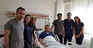 Çankırı'da İlkler Yine Karatekin Hastanesi'nden...